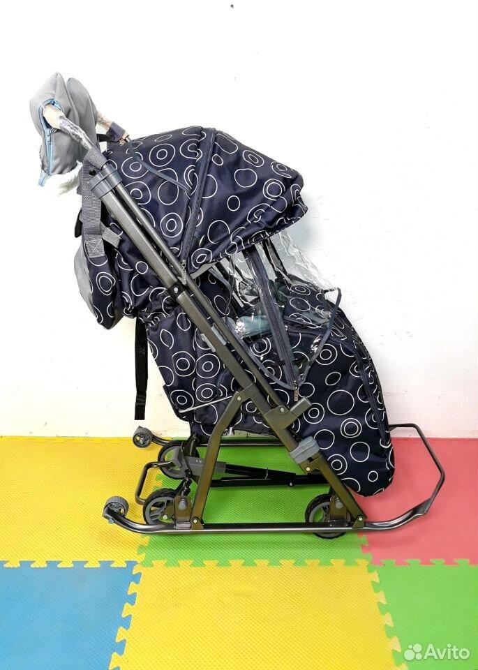 Санки коляска  89128631331 купить 1