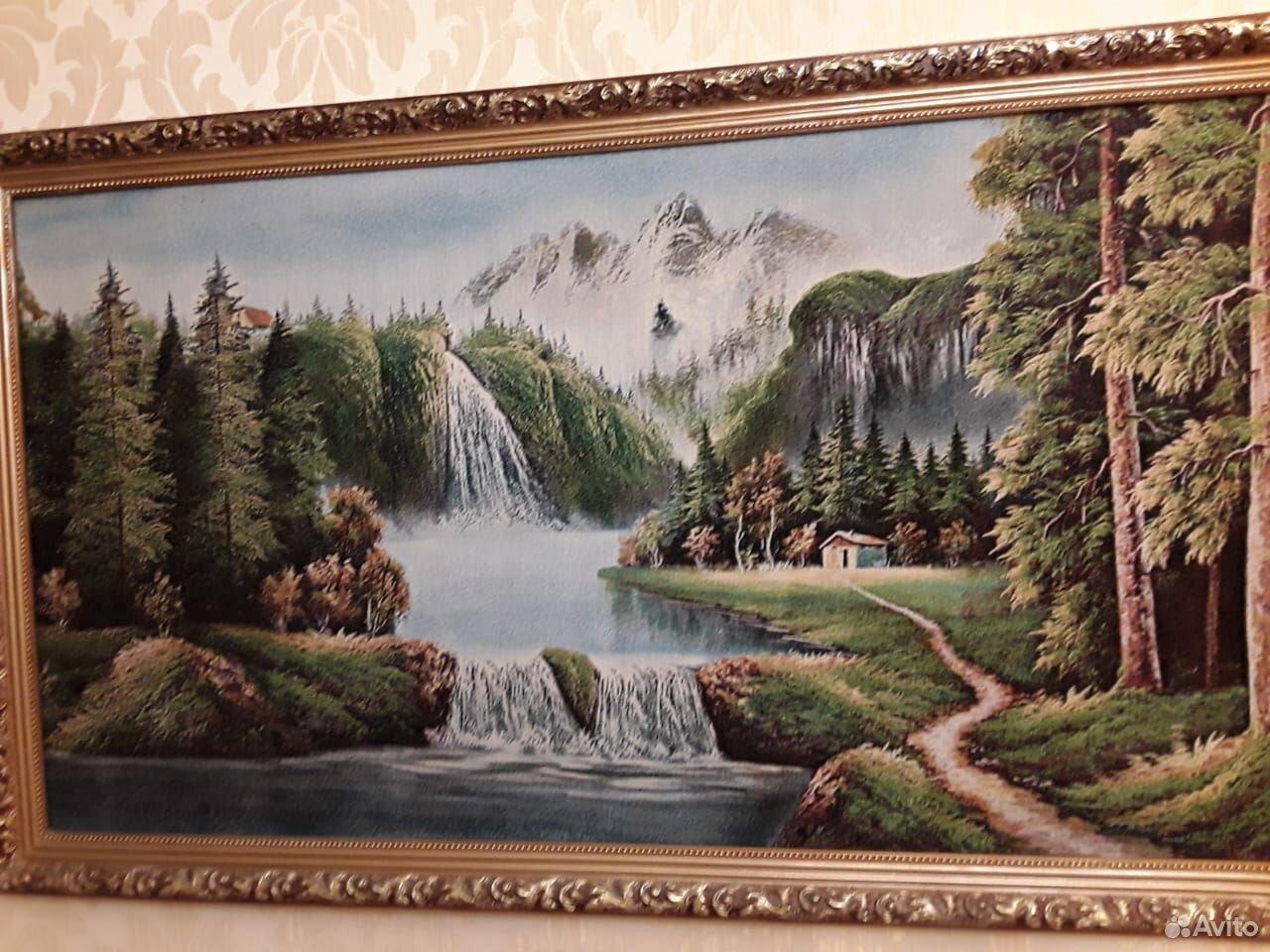 Картина из гобелена  89606999826 купить 1