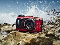 Olympus TG-5 Red для экстремальных условий