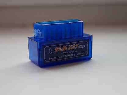 ELM327 Версия 1,5 OBD2 Сканер для диагностики