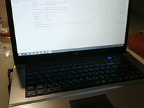 Ноутбук DNS 17дюймов