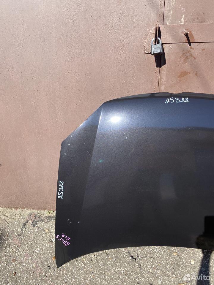 Капот черный Volkswagen Jetta 5, Golf 5  89534684247 купить 2