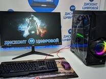 New PC/Core i3-9100/DDR4-8Gb/SSD240Gb/GTX 1060 6Gb