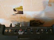 Ламповый гитарный усилитель VHT special 6 ultra