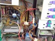 Компьютер Intel core 2 CPU 6300 1,86Ghz