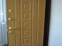С панелями мдф стальные двери под ваш проем