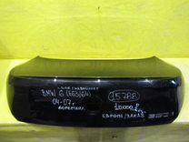 Крышка багажника BMW 6 E63/64 04-07г 15788