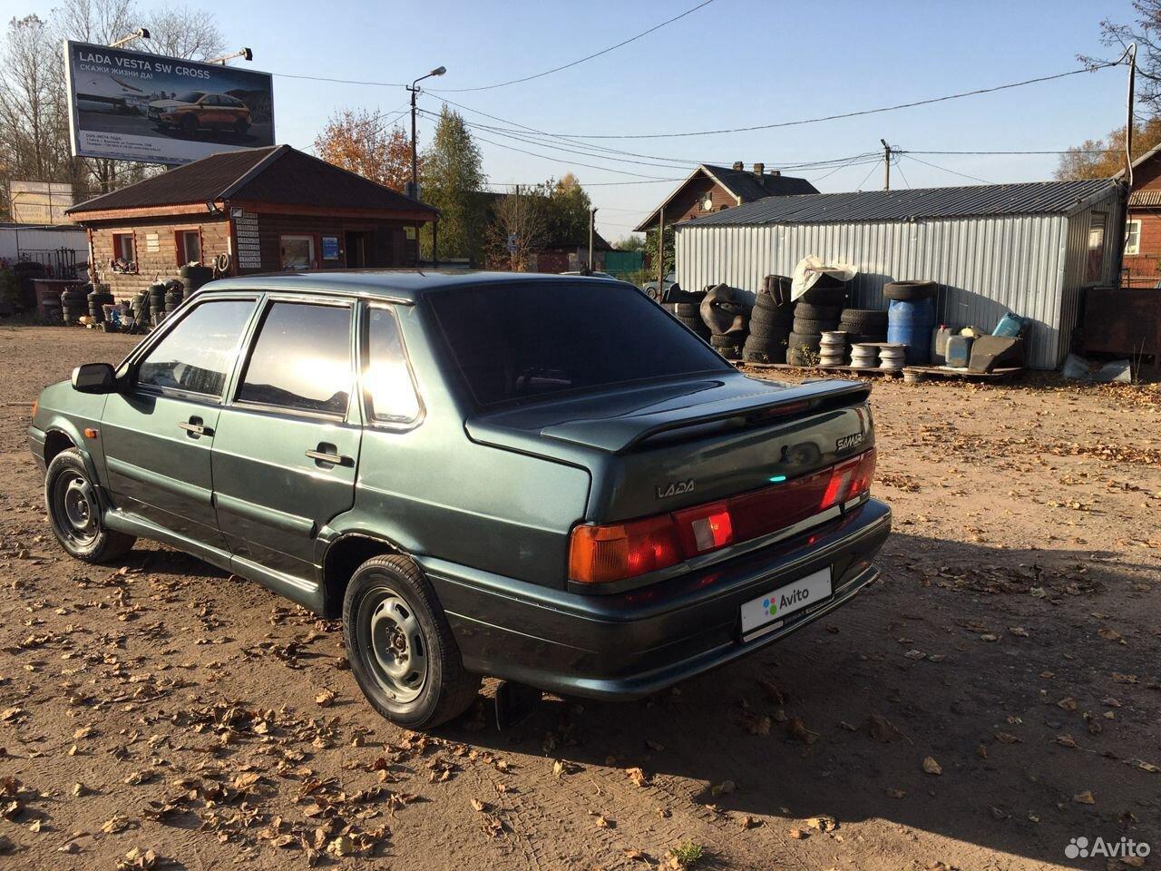 ВАЗ 2115 Samara, 2011  89116107914 купить 5
