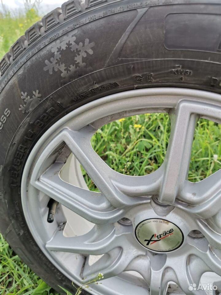 Комплект колес на зиму  89155368707 купить 3