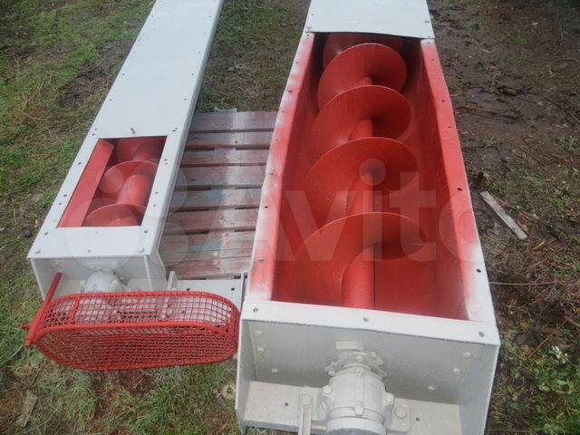 Авито шнековый транспортер бу фольцваген транспортер отзыв