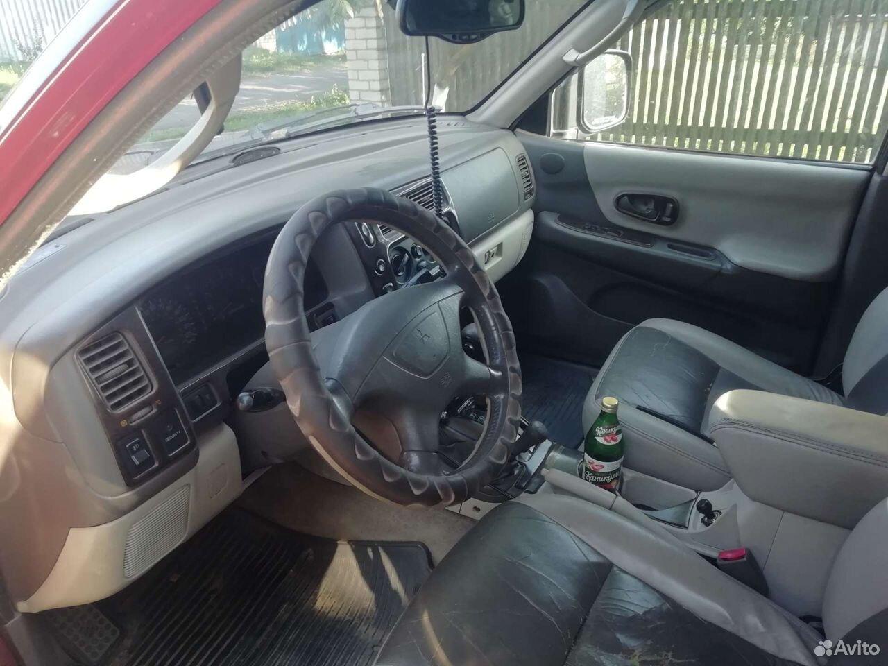 Mitsubishi Pajero Sport, 2000  89107333478 купить 10