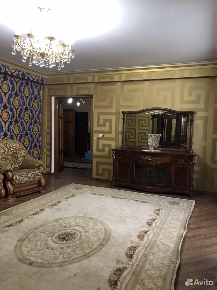2-room apartment, 80 m2, 4/5 floor.  89286728869 buy 7