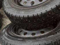 Зимнее колесо на ваз Kama Evro 519 — Запчасти и аксессуары в Саратове