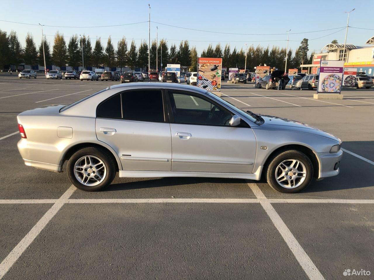 Mitsubishi Galant, 2000  89041647100 купить 2