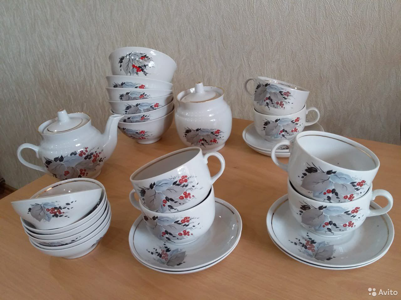 Сервиз чайный  89033397545 купить 1