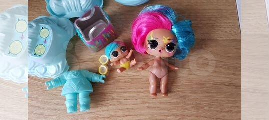 Семейка Lol surprise hairgoals splatters клякса купить в Белгородской области с доставкой   Личные вещи   Авито