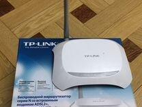 Tp -link adsl + WiFi роутер. Td-8901n