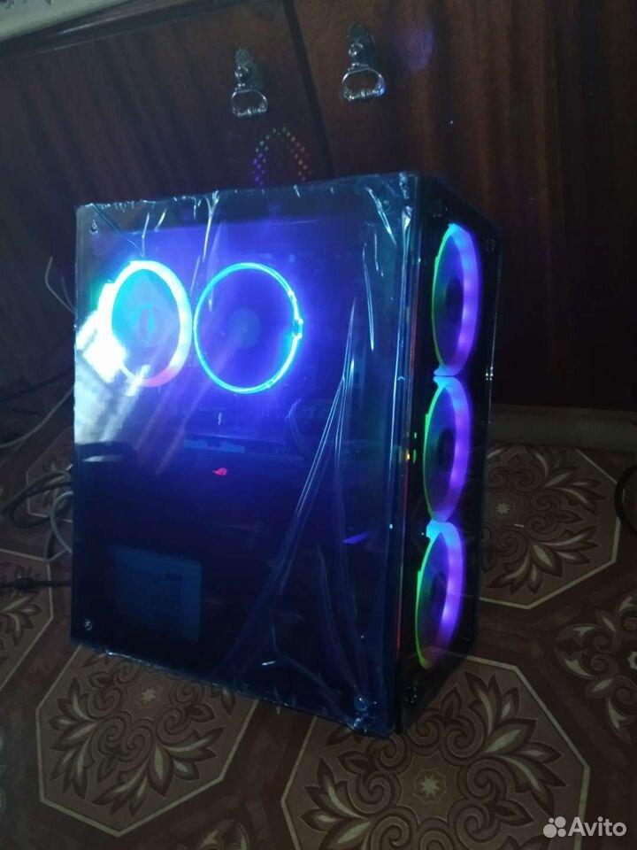 Системный блок Ryzen 5 1600/ 16 Гб/ SSD/ RX 570  89042695687 купить 4