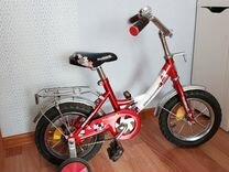 """Велосипед novatrack 12"""" (на возврат 2-4 года)"""