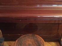 Пианино ronisch/ cтул ореховое дерево