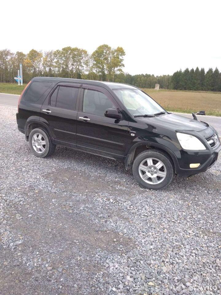 Honda CR-V, 2004  89014679147 купить 5