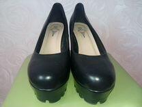 Туфли новые на платформе