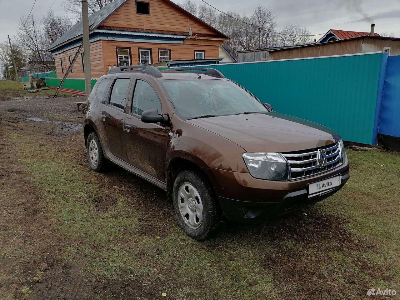 Renault Duster, 2015  89050077628 köp 6