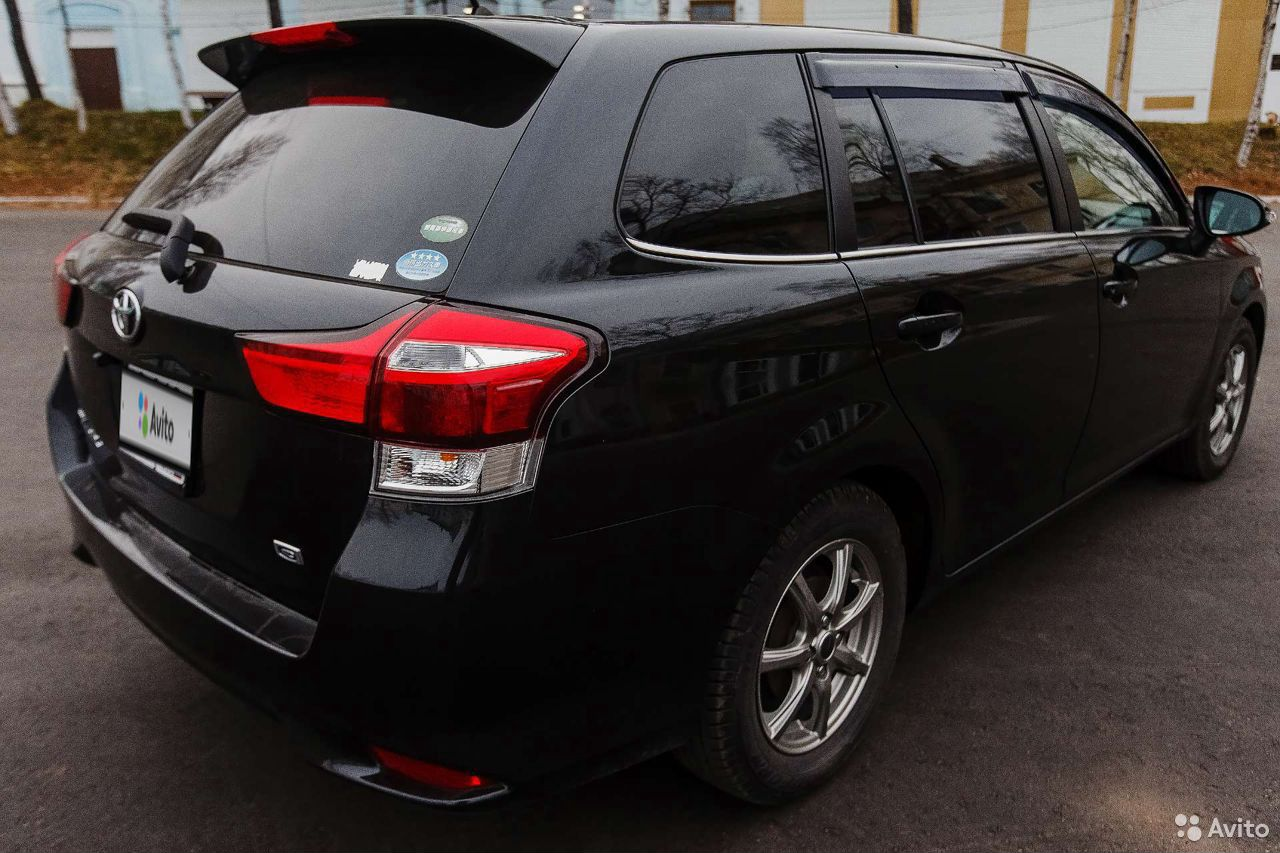 Toyota Corolla Fielder, 2015  89842800704 купить 5