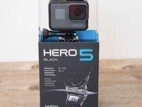 Камера GoPro Hero 5 новая