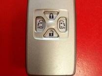 Смарт-ключ toyota Noah, Estima, Alphard, 4 кнопки — Запчасти и аксессуары в Краснодаре
