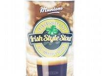 Солодовый экстракт Muntons Irish Stout (1,5 кг)