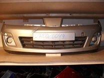 Бампер передний Nissan Tiida C11 арт.710020049
