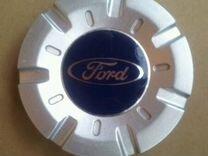 Заглушки в диск R15 Ford Fusion / Fiesta 4шт Ориг