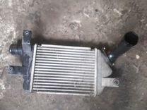 Mitsubishi L200 Радиатор интеркуллера