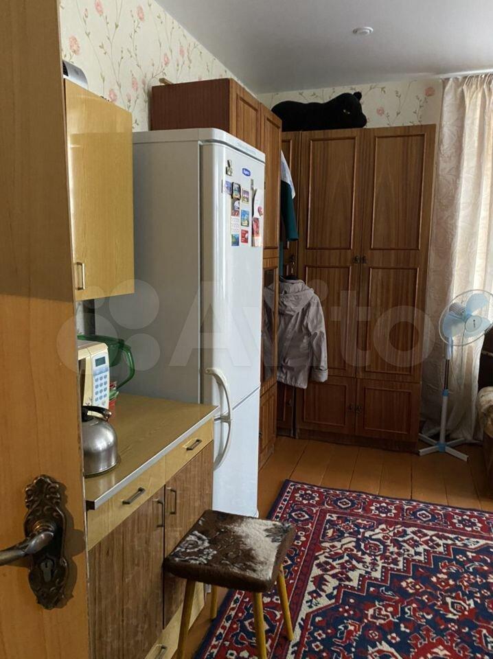 Комната 34 м² в 3-к, 3/4 эт.