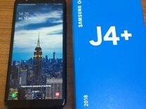 Телефон SAMSUNG J4 plus в идеально состоянии