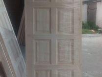 Двери деревянные филенчатые