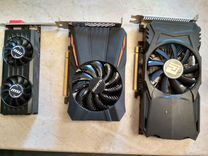 RX550 2/4GB 18шт. RX560 2GB 1шт