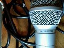 Микрофон SAMSUNG для караоке оригинал