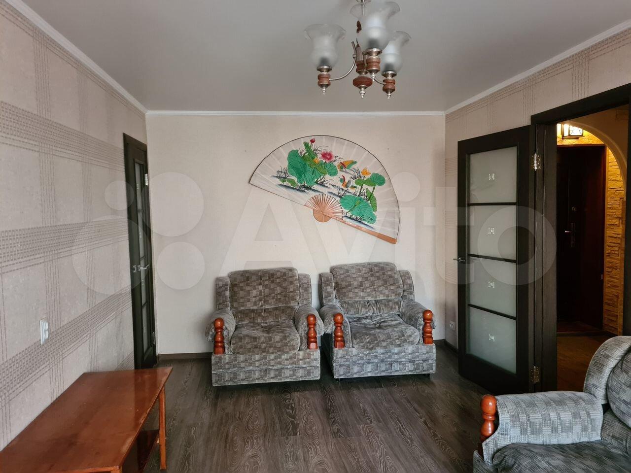 2-к квартира, 41.5 м², 2/4 эт.