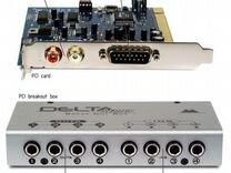 Звуковая карта M-Audio Delta 66