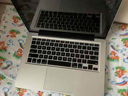 Apple MacBook Pro 13, тюнинг 2.5Ghzx2/8gb/500/GF94