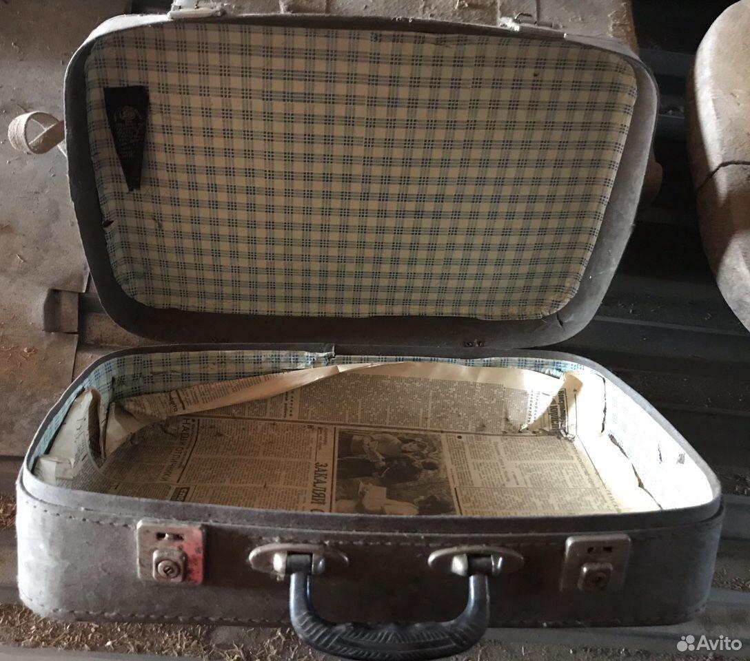 Старые чемоданы, корзины  89115786658 купить 4