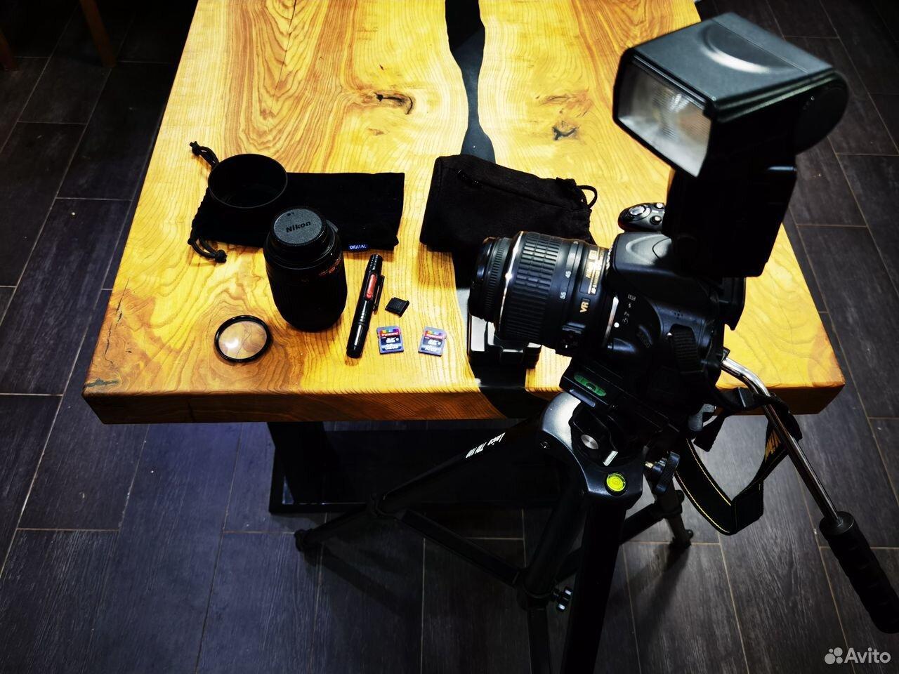 Зеркальный фотоаппарат Nikon D5100 Dauble VR Обмен  89185656006 купить 8