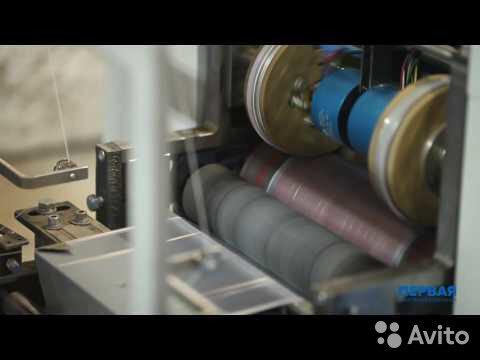 Оборудование бахильное станок производства бахил